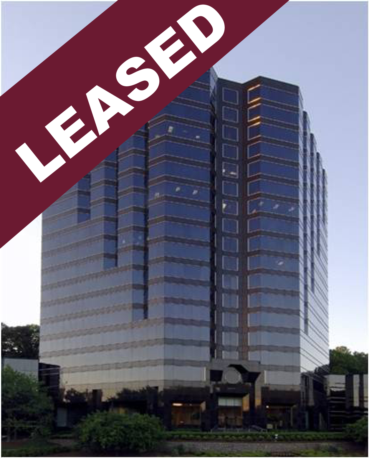 LEASED: 400 Interstate North Parkway, Atlanta, GA  30339