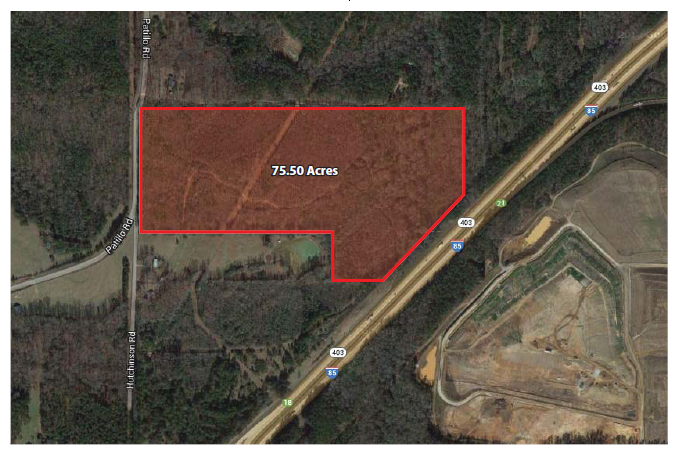 75.5 Acres for Sale