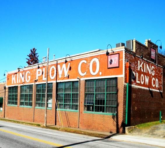 King Plow Arts Center Studio