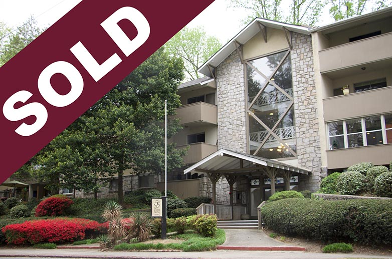 SOLD: 55 Pharr Condominiums - 55 Pharr Road, Atlanta, GA  30305