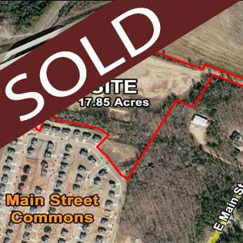 SOLD: East Main Street/Hwy. 20