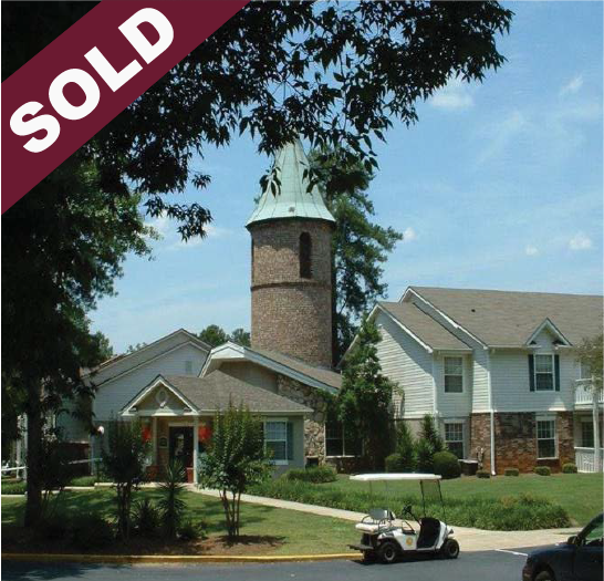 SOLD: Thornberry Apartments, 2435 Aylesbury Loop, Decatur, GA  30034