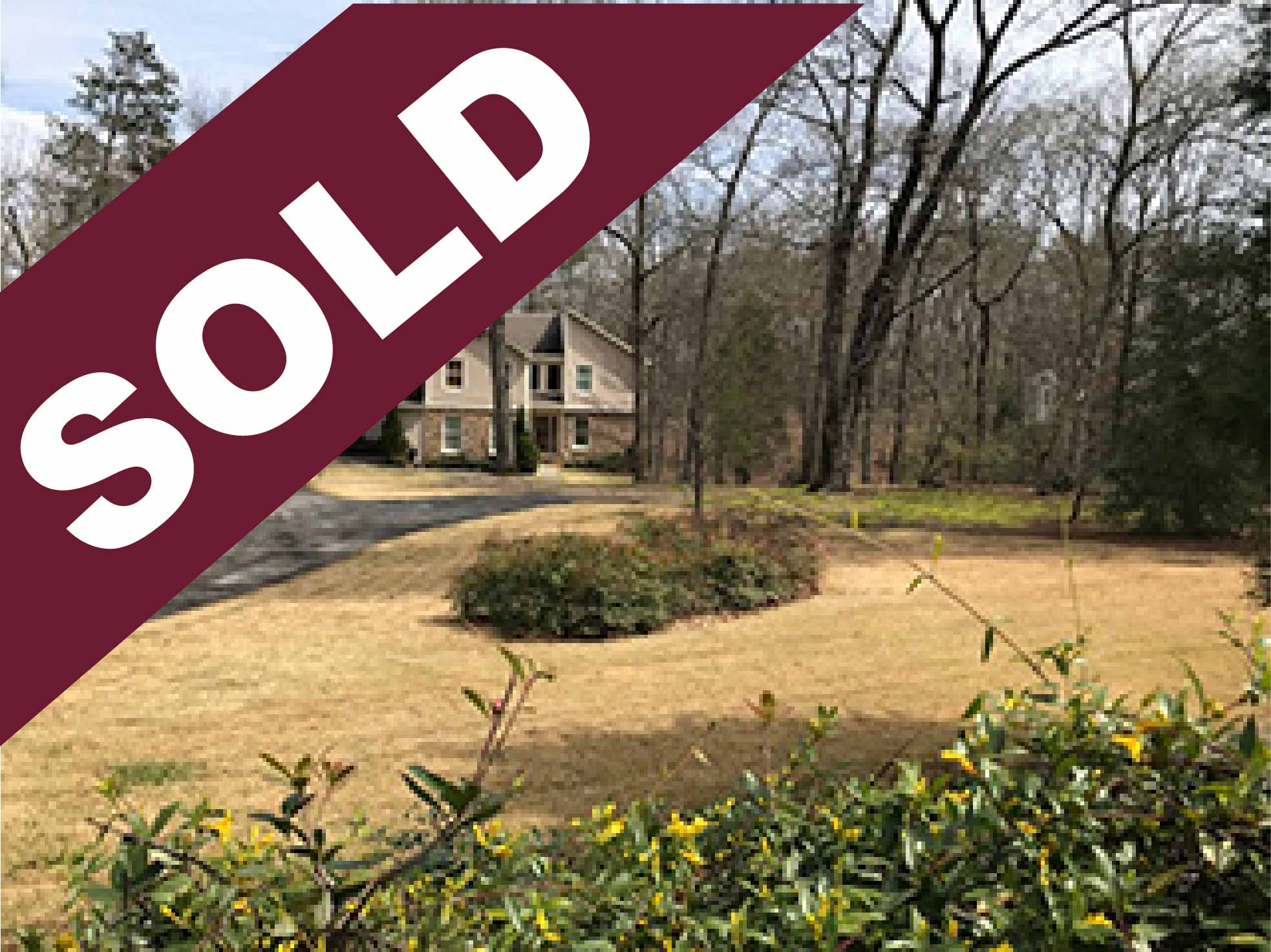 SOLD: 10115 Buice Road  Alpharetta, GA  30022