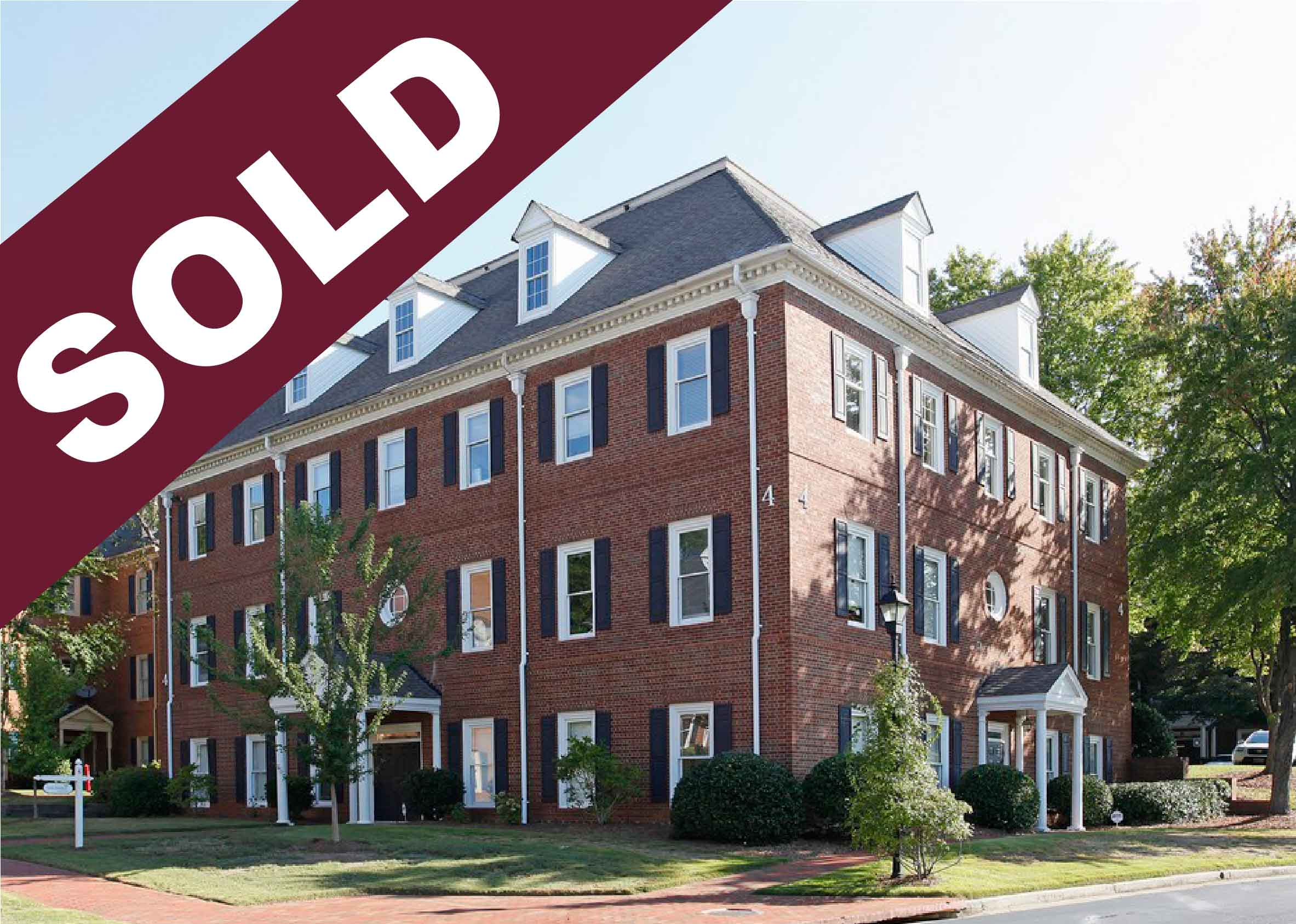 SOLD: 1640 Powers Ferry Road Building Four