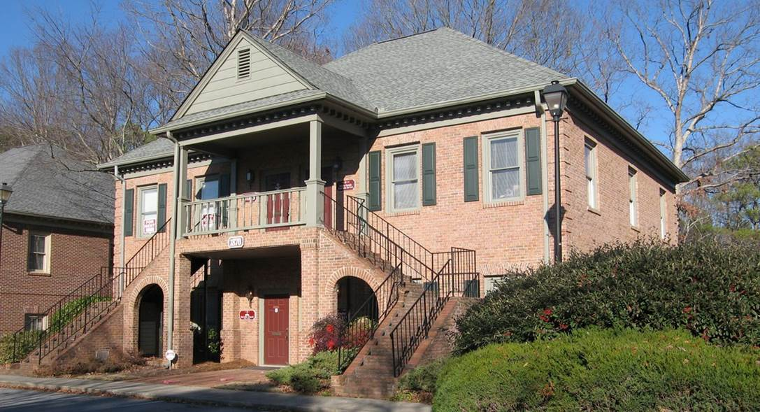 1870 Peeler Road, Independence Square, Suite C, Dunwoody, GA  30338