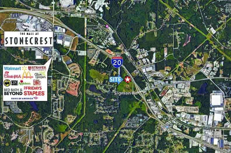 2436 Iris Drive SW Conyers, GA 30094