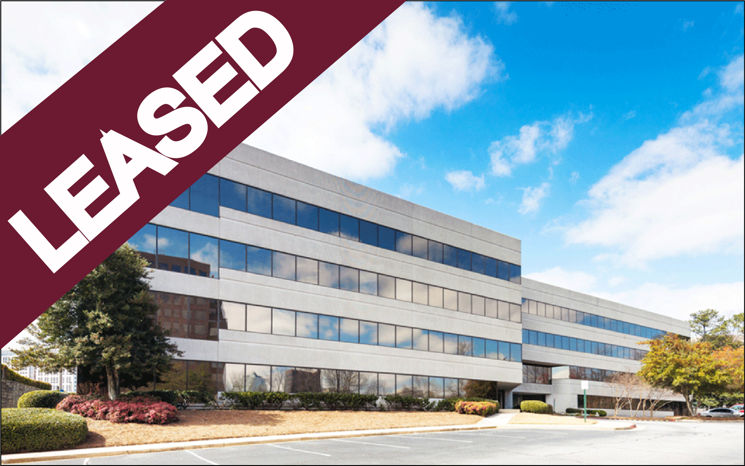 LEASED: Paces Cumberland - 2675 Paces Ferry Road, Atlanta, GA  30339