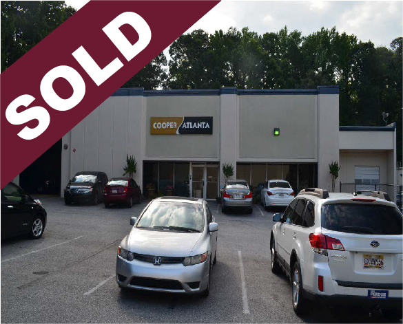 SOLD: 2711 Peachtree Square