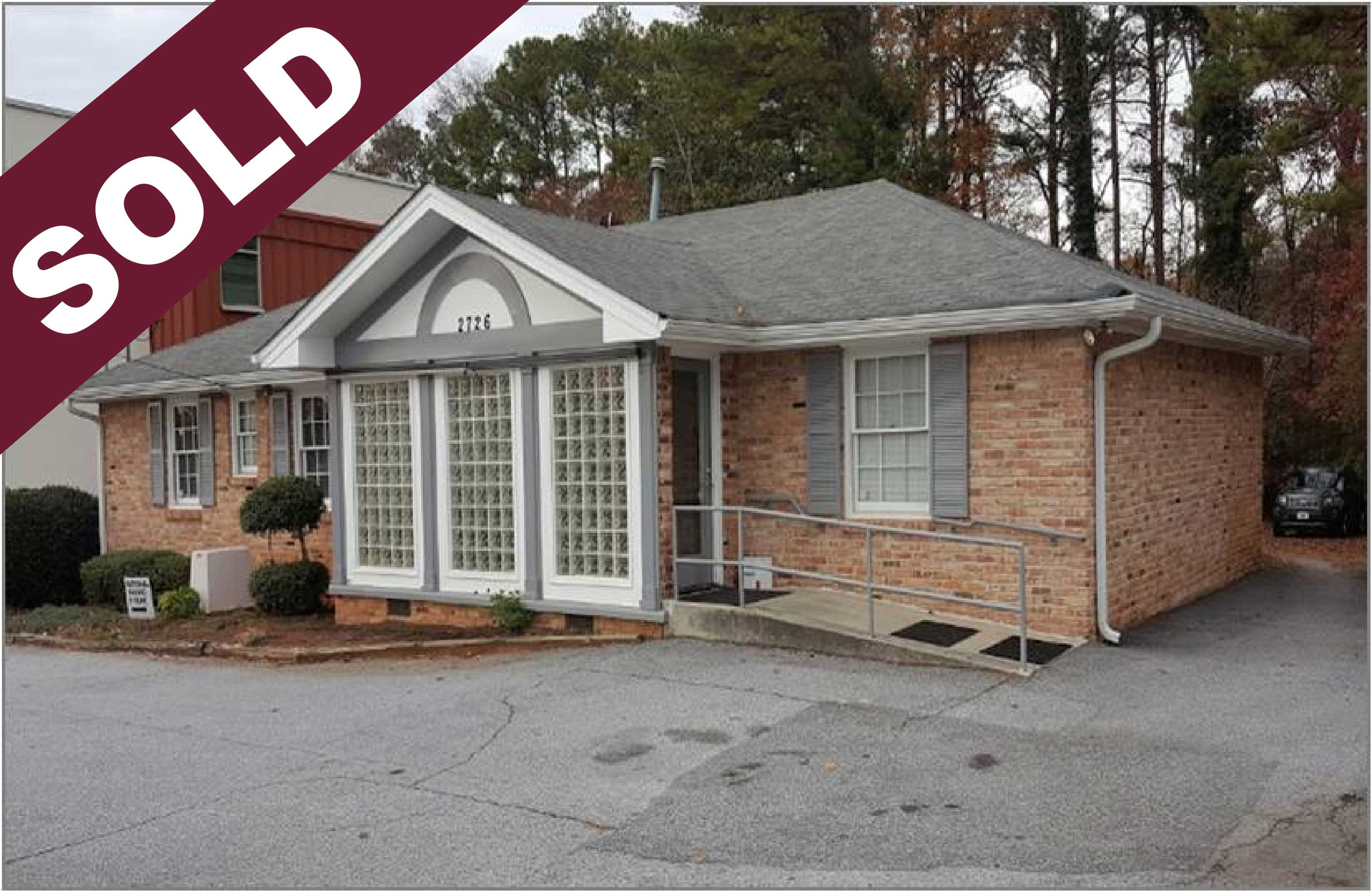 SOLD: 2726 Lawrenceville Hwy Decatur, GA 30033