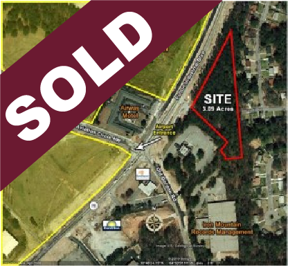 SOLD: 3888 Fulton Industrial Blvd.