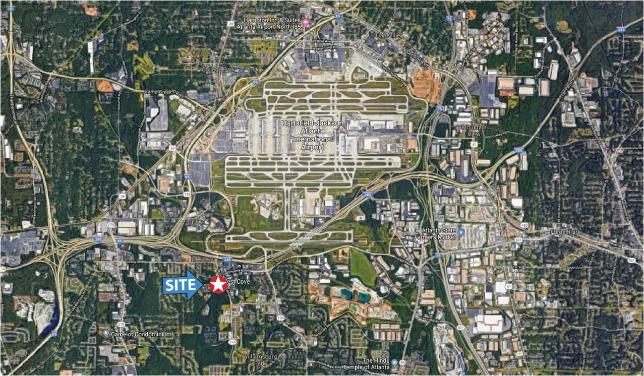 5251 W. FAYETTEVILLE ROAD Atlanta, GA  30349