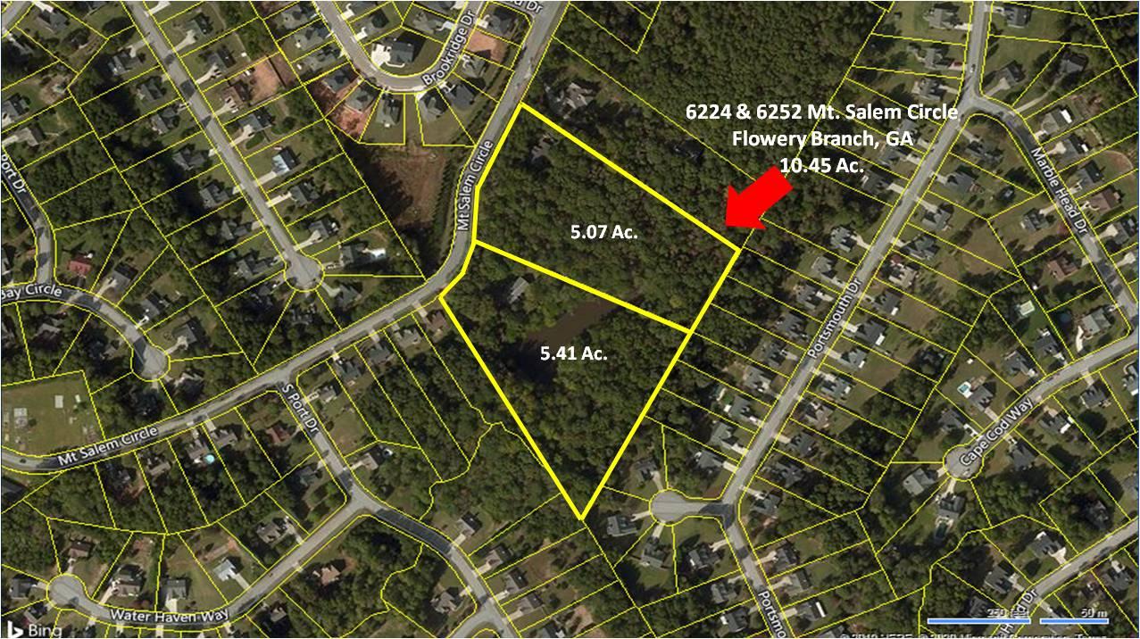 6224 & 6252 Mt. Salem Circle, Flowery Branch, GA  30542
