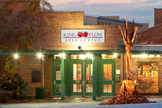 King Plow Arts Center - 949 W. Marietta Street NW, Suite X-101, Atlanta, GA  30318