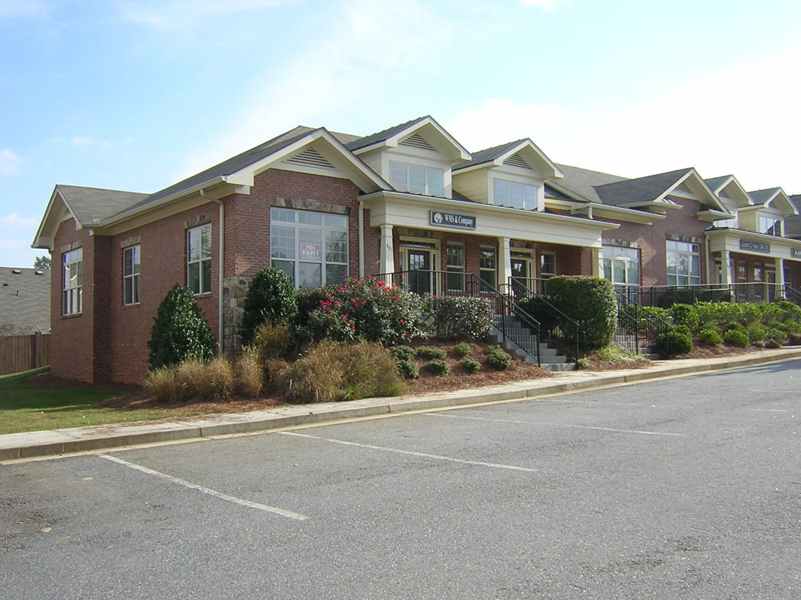 Riverdance Office Park 1110 Satellite Boulevard, Suite 301 Suwanee, GA 30024
