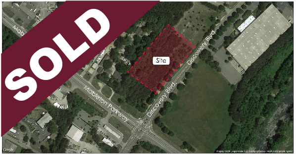 SOLD: MABLETON PKWY & DISCOVERY BLVD.
