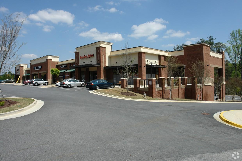 SUWANEE CREEK PROFESSIONAL CENTER - 686 Peachtree Industrial Blvd., Suwanee, GA  30024