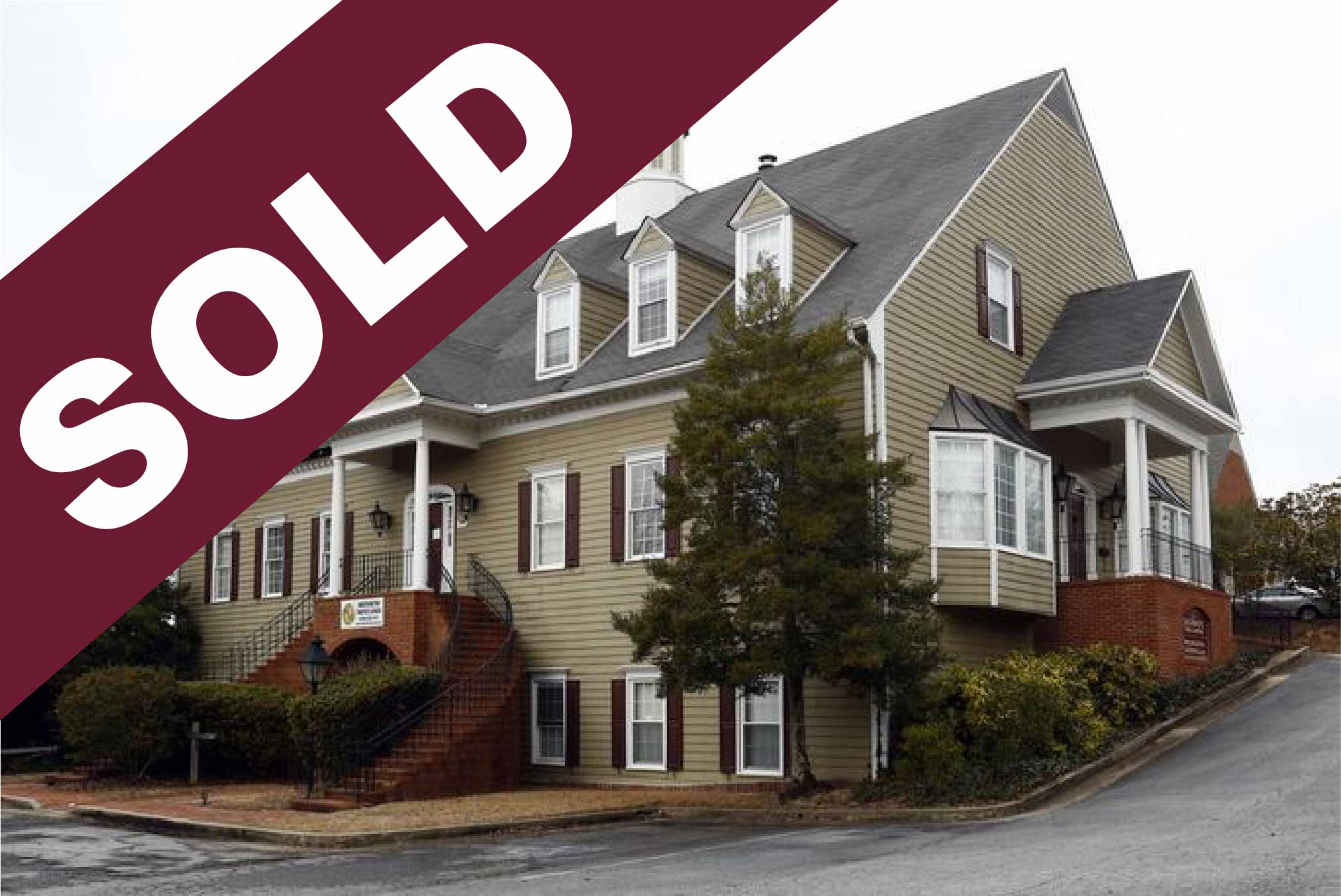 SOLD: Pineapple House - 4036 Wetherburn  Way, Norcross, GA  30092
