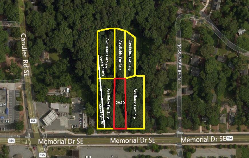 2940 Memorial Drive SE, 2940 Memorial Drive SE, Atlanta, GA  30317