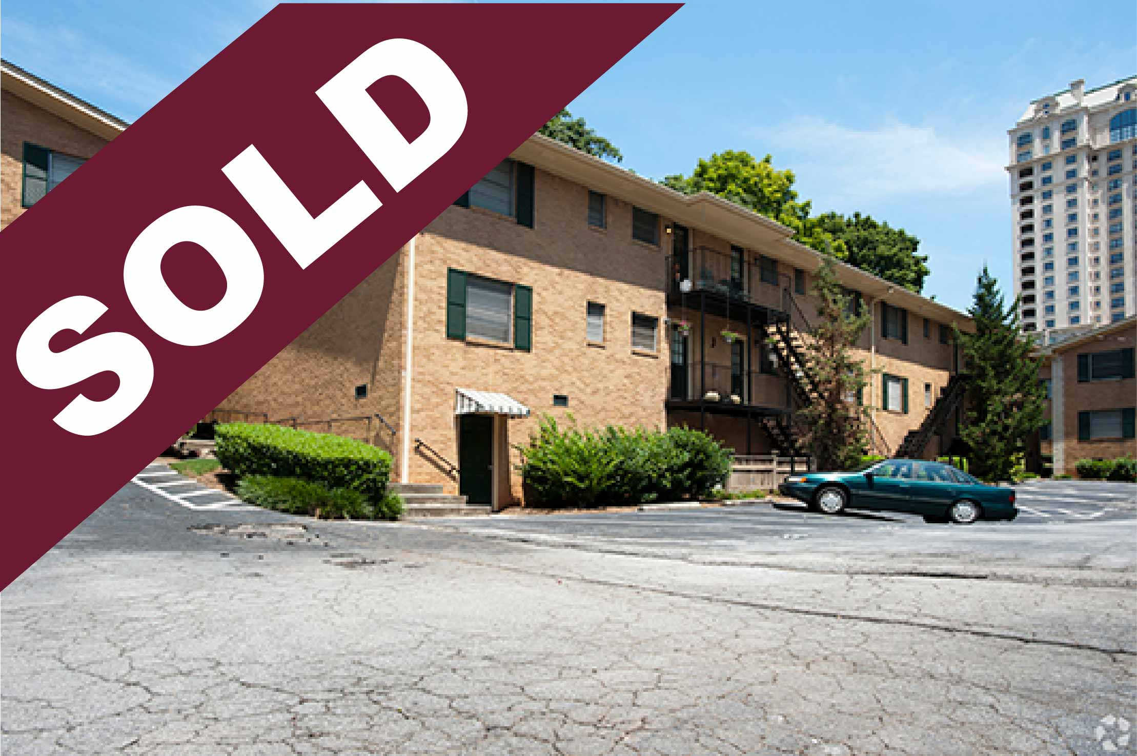 SOLD: Pharr Court North Assemblage