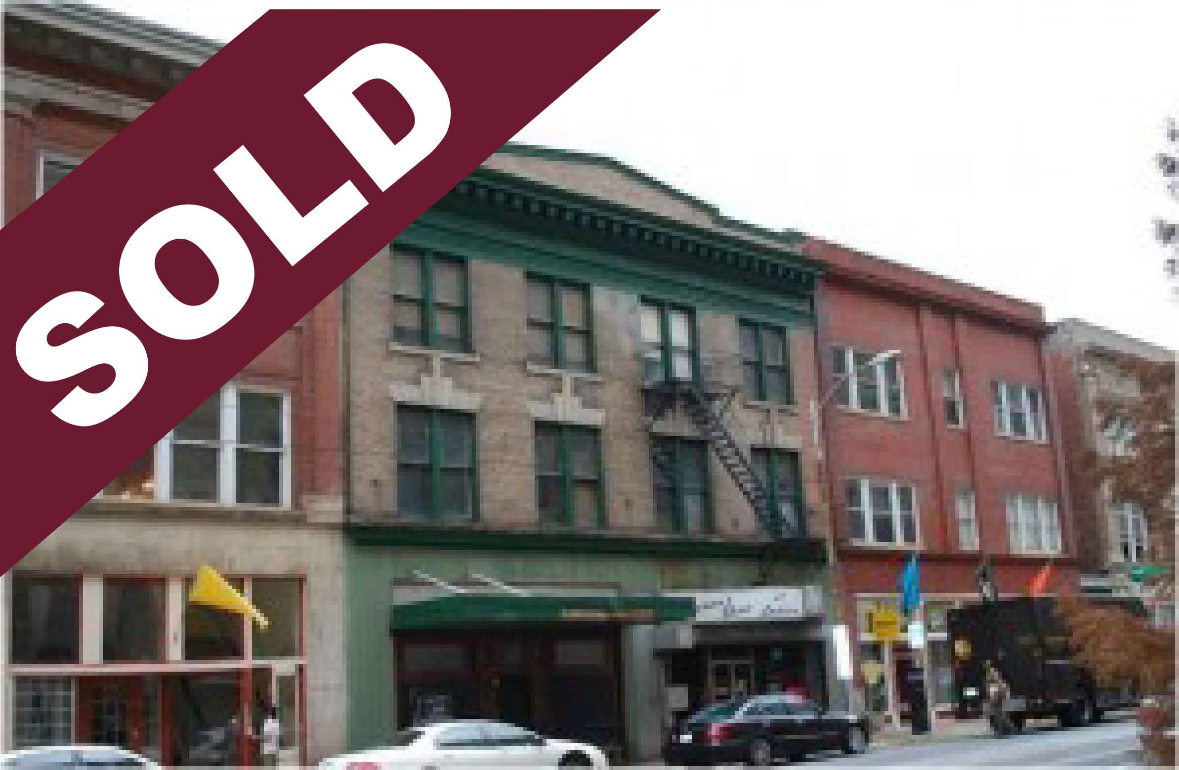 SOLD: The Scoville Hotel- 223 Mitchell Street