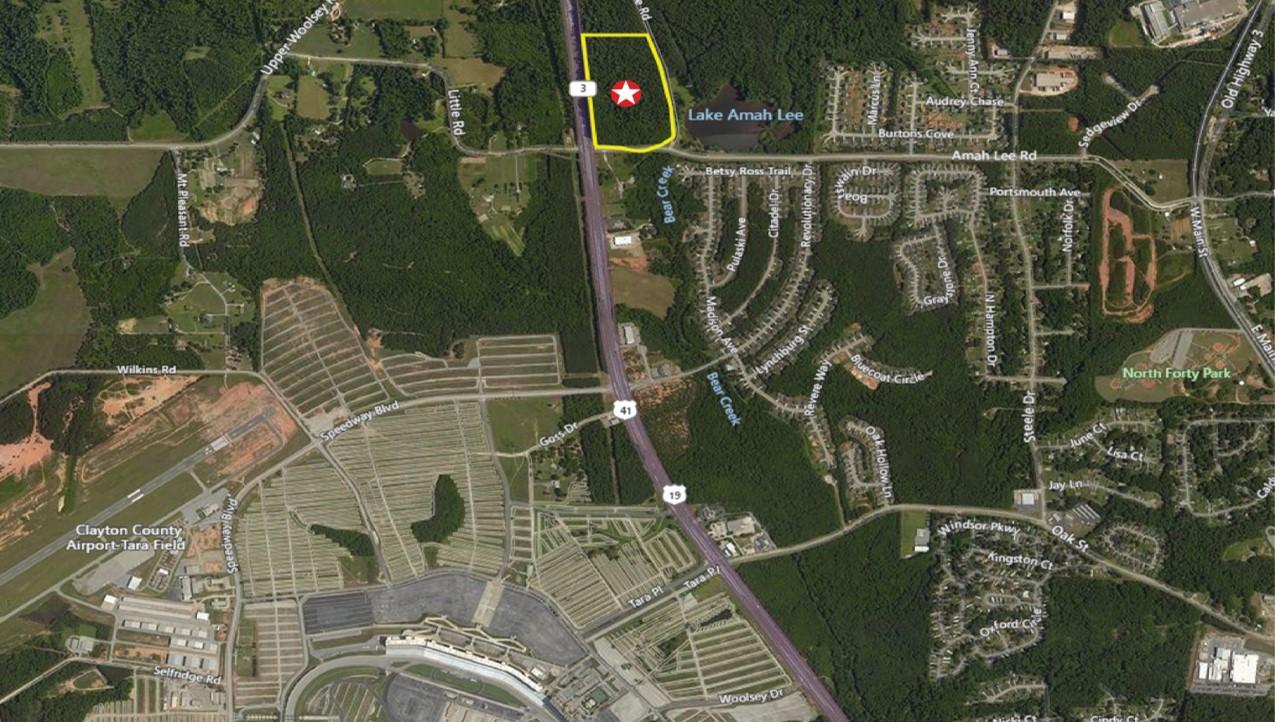 HWY 41 & 19 (NE Side), Hampton , GA  30228